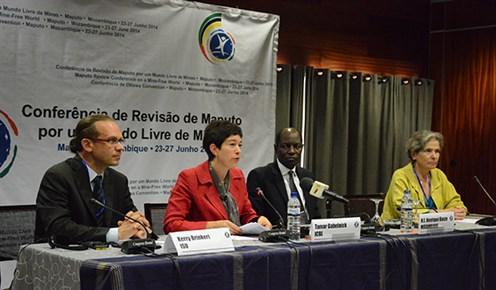 Chiusa a Maputo la terza conferenza di revisione della Convenzione contro le mine