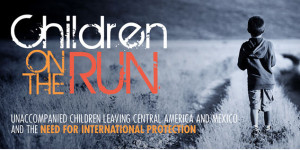 """""""Niños en fuga"""": una crisis inmigratoria que se profundiza"""