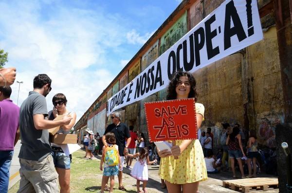 Brasilien: Mitteilung der #OCUPEESTELITA (Besetzt Estelita) Bewegung