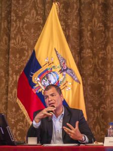 Ecuador: Comisión investigadora del golpe contra Correa  acusa a «actores políticos y económicos de la oposición»