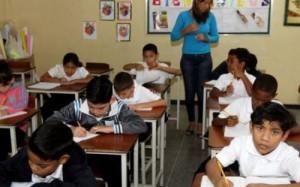 Venezuela registra la tasa de inclusión escolar más alta de la historia