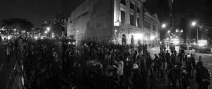 Foto-Reportagem: Rio de Janeiro, Ato 20J, Retorno do Gigante (um ano)