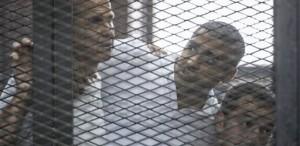 Al-Jazeera-Reporter verurteilt: Ein schwarzer Tag für die Pressefreiheit