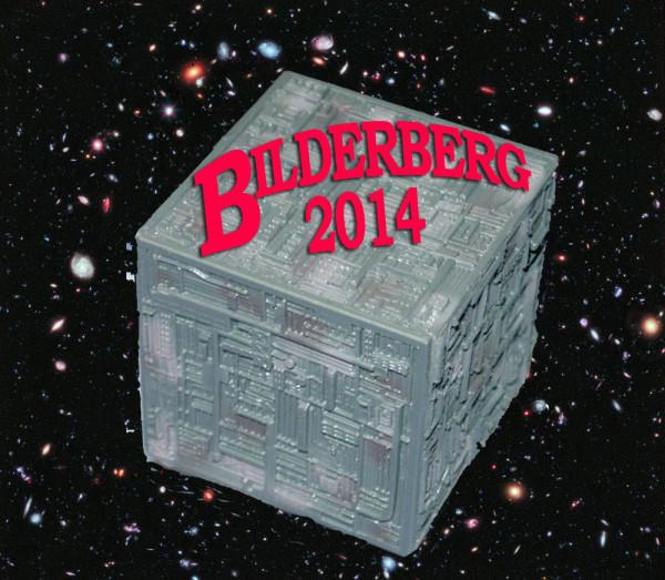I wasn't invited to Bilderberg 2014