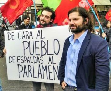 Chile: Los gestos de Boric