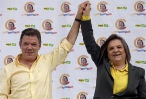 Juan Manuel Santos recibe apoyo electoral de la izquierda colombiana