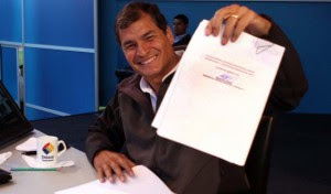 Ley de Comunicación de Ecuador abrió la puerta a la democracia en los medios