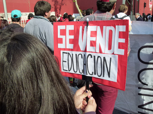 Chile: Sin pacto social no habrá reforma educacional legítima