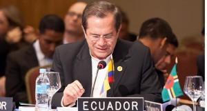 Resolução apresentada pela UNASUL à OEA