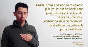 #TodosPorLaPaz en Radio Hache