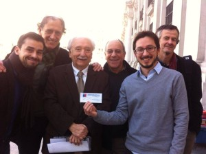Doce Puntos propone plebiscito para cambiar la Constitución chilena