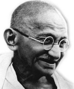 Mahatma Gandhi – The Jews In Palestine