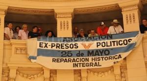 Nueva pensión para presos políticos en Argentina
