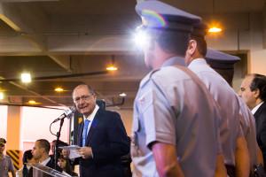 São Paulo: Alckmin cria 2º batalhão antiterrorismo da PM, mas governo sonega informações à imprensa