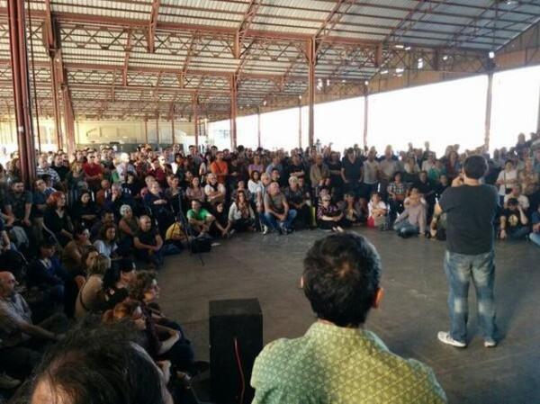 "Il fenomeno ""Podemos"" porta a un nuovo sindacato: ""Somos"""