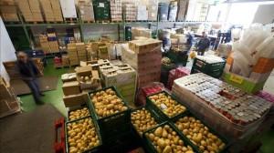 Los Bancos de Alimentos como respuesta al despilfarro de comida