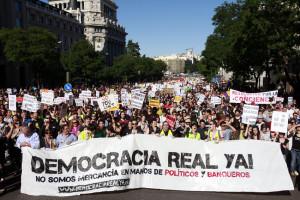 Democracia real: Gimnasia de (y con) futuro