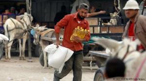 """Na Faixa de Gaza falta tudo"", alerta ONU"