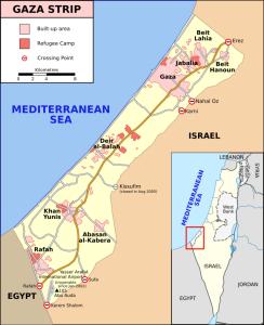 [Reprise] Gaza : «Un peuple qui paye avec le sang un compte qui lui appartient pas».