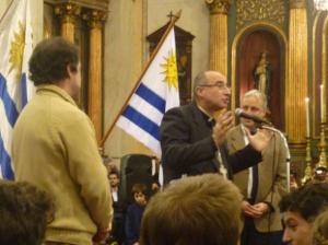 Las reiteradas violaciones a la laicidad en Uruguay