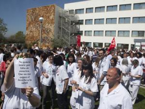 Cataluña, España. La Consejeria de Salud cerrará este verano una media de 2.091 camas de hospitales catalanes.