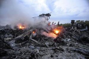 Avión civil derribado por un misil: 298 efectos colaterales