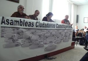 Constituyentes de Sevilla se organiza para ganar ayuntamientos