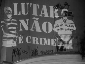 Juristas pedem fim da criminalização de protestos e liberdade para ativistas