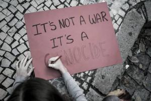 Foto-Reportagem: Rio apoia Palestina pelo fim da bombardeios e ataques israelenses