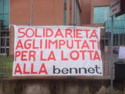 Sentenza processo Bennet: scioperare non è reato, neanche nella logistica