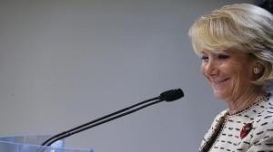 La política española según Esperanza Aguirre: guapos, terroristas y… ciudadanos