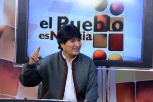 Evo Morales repudia genocidio en Gaza y solicita a la ONU una demanda internacional