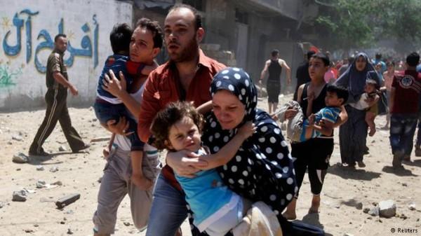 Confronto entre Israel e Hamas se intensifica na Faixa de Gaza