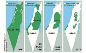 Eduardo Galeano: Já pouca Palestina resta. Pouco a pouco, Israel está a apagá-la do mapa