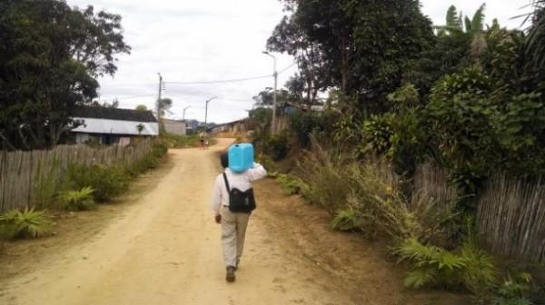 Des problèmes inspirent une solution ingénieuse dans une ville amazonienne du Pérou