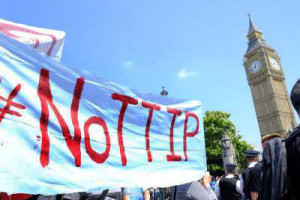 UK: On TTIP and the NHS, they are trying to bamboozle us