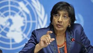 ONU alarmada por bombardeos de Israel contra civiles en Gaza