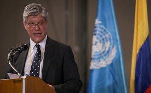 Coordinador de ONU en Colombia presentará campaña Respira Paz