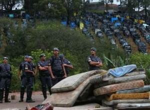 Alckmin descumpre acordo e determina reintegração da Ocupação Portal do Povo