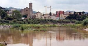 Las Aguas que abastecen a Barcelona, contaminadas