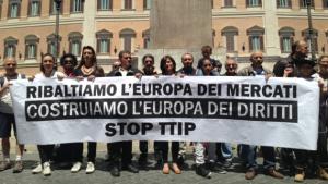 Adesione del Partito Umanista alla Campagna Stop TTIP