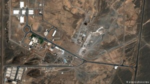"""Irán afima haber """"derribado drone israelí cerca de central nuclear"""""""