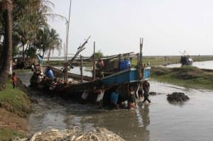 Over 20,000 fleeing terror in Myanmar