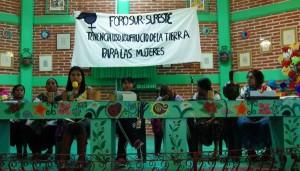 Mujeres en Chiapas y otros estados, reivindican su derecho al uso y usufructo de la tierra