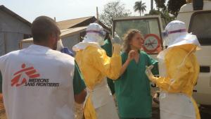 Emergenza Ebola: il commento di MSF