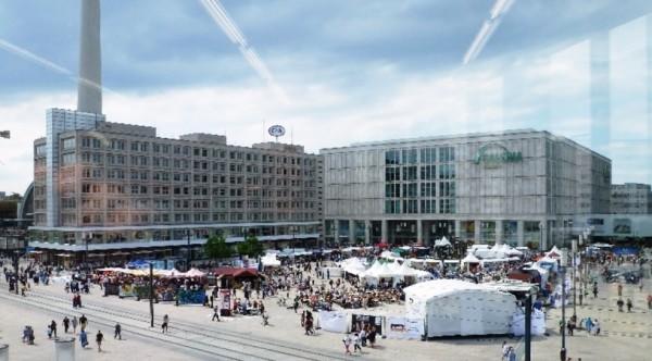 Friedensfestival Berlin – ab 14.8. wieder auf dem Alex