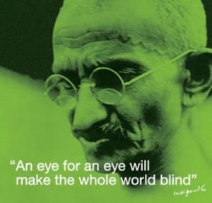 Par le Mahatma Gandhi : «Les Juifs en Palestine» (Publié dans le harijan le 26-11-1938)
