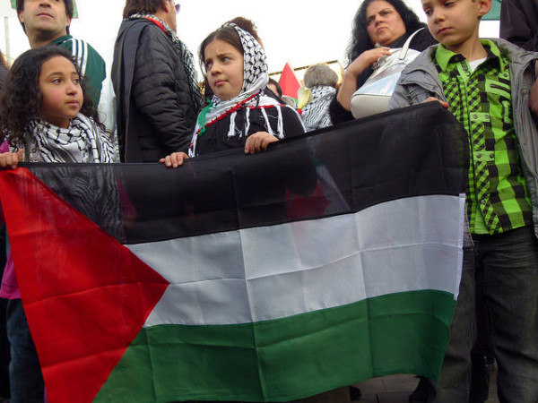 An Open Letter to My Palestinian Friends