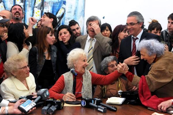 M. Fresneda: «El pueblo argentino festeja este hecho en el marco de los 30 años de democracia»