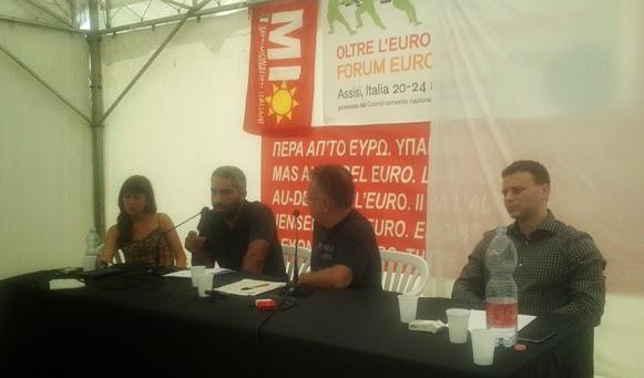 La seconda giornata del Forum Europeo 2014